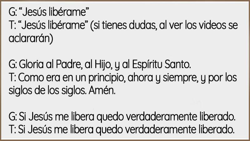 rosario de la liberacion catolico