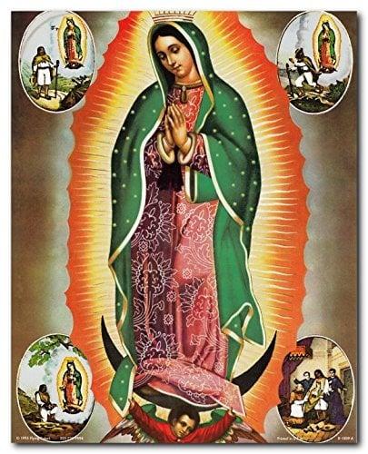 virgen maria de guadalupe