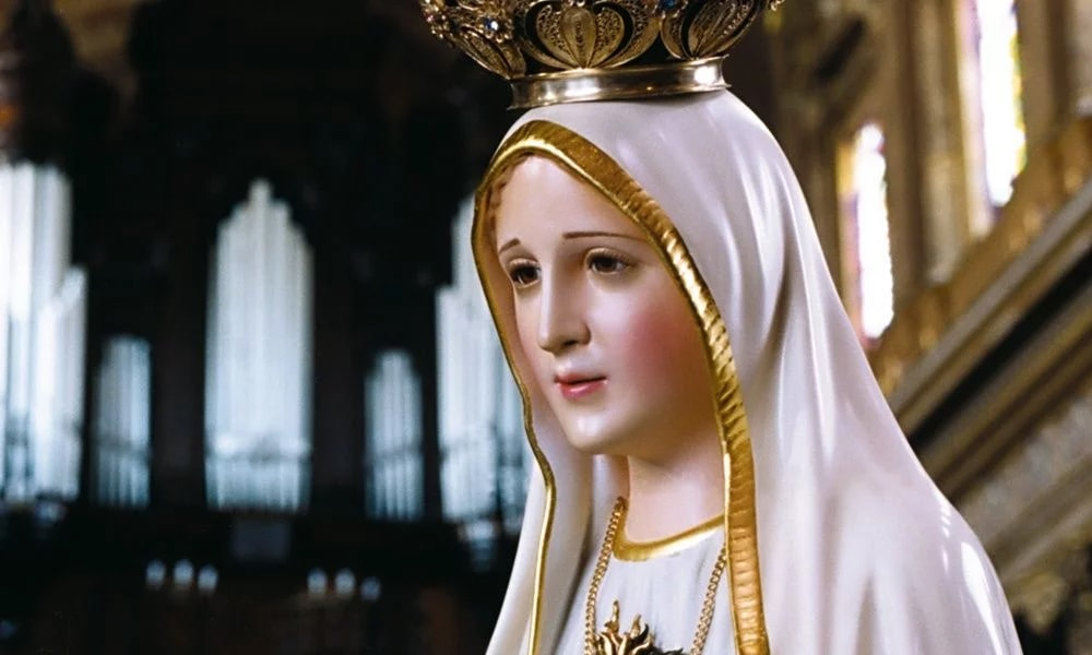 como rezar el rosario a la virgen de fatima