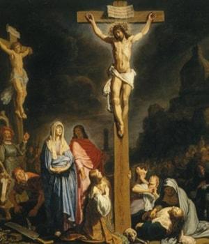 Crucifixión y muerte de Jesús