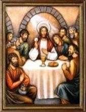 La Institución de la Eucaristía