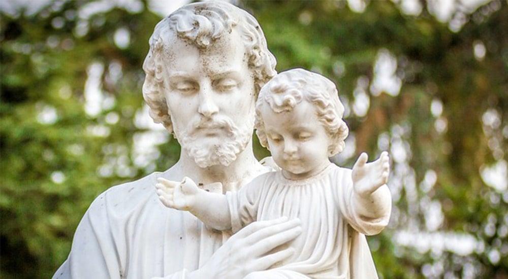 Cómo rezar el rosario a San José