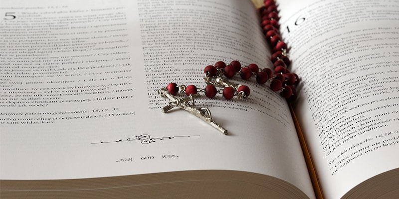 como reza el rosario al espiritu santo