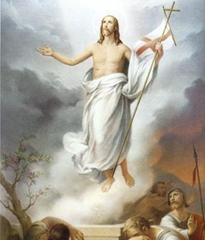 la resurrección de nuestro señor
