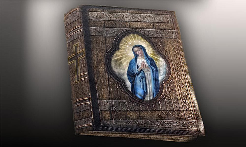 origen de las letanias del rosario