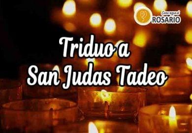 Triduo a San Judas Tadeo: Oraciones y Cómo Rezar