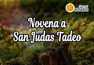 Novena a San Judas Tadeo: Novenario Completo