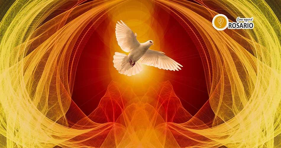 oración al espíritu santo