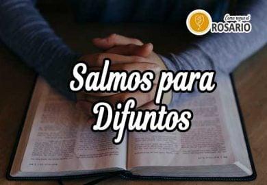 3 Salmos para Difuntos