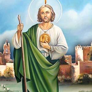 judas tadeo el apostol de jesucristo