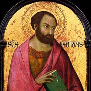 matias el ultimo apostol de jesus