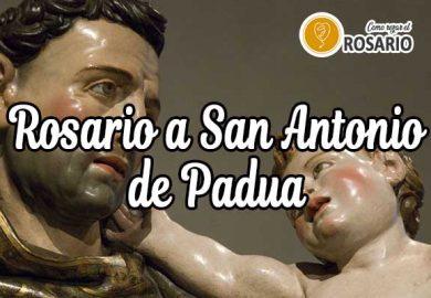 Rosario a San Antonio de Padua