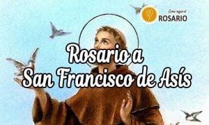Rosario a San Francisco de Asís