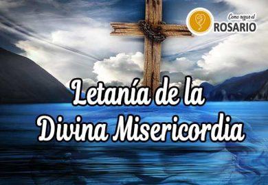 Letanía de la Divina Misericordia
