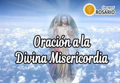 Oración a la Divina Misericordia