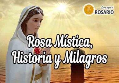 Rosa Mística: Historia, Culto y Apariciones