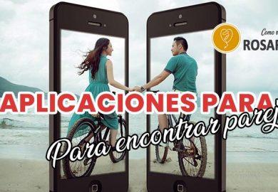 Aplicaciones para buscar pareja en la Actualidad
