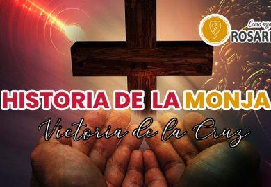 Rezo al son de las castañuelas: La historia de la monja Victoria de la Cruz