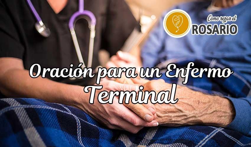 Oración para un Enfermo Terminal: En Ti Confío Señor