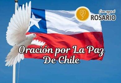 Oración por la paz de Chile