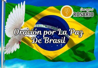 Oración por la paz de Brasil