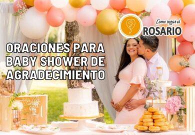 Oraciones para Baby Shower de Agradecimiento