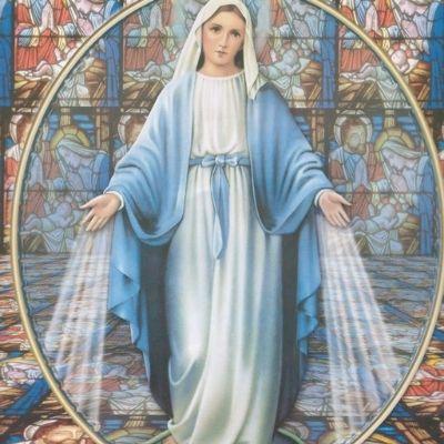 como rezar la oracion a la virgen del rayo